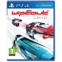 WipEout Omega Collection - PS4 hra