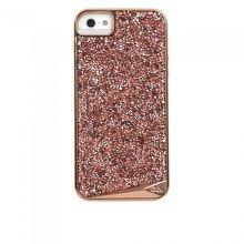 Case-Mate Brilliance Puzdro na iPhone 5/SE ružové