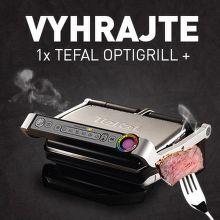 Vyhrajte Tefal Optigrill+