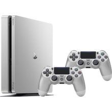 Sony PlayStation 4 SLIM 500GB strieborná