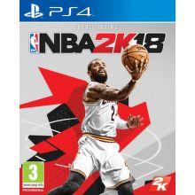 NBA 2K18 - PS4 hra