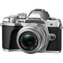 OLYMPUS E-M10III 1 strieborná