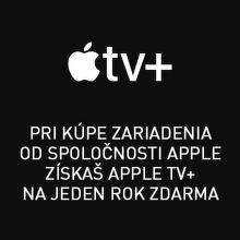 Apple TV+ na 1 rok zadarmo