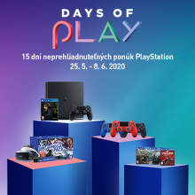 PlayStation Days Of Play 2020