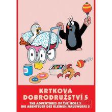 DVD F - Krtkové dobrodružstvá 5