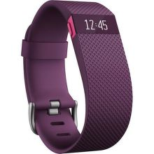 FITBIT Charge HR, Small - Plum