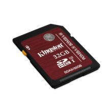 KINGSTON SDHC 32GB UHS-I U3 - pamäťová karta