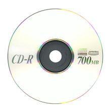 Čisté médiá CD, DVD a iné