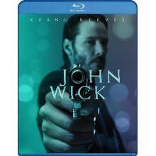 John Wick (Chad Stahelski, David Leitch: Keanu Reeves) - film na Blu-ray