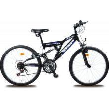 """OLPRAN Magic 24"""", Bicykel, modrá"""