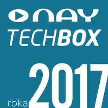 Hlasujte v ankete NAY TECHBOX roka 2017 a vyhrajte