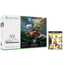 Microsoft Xbox One S 500 GB + Rocket League + Já zloduch