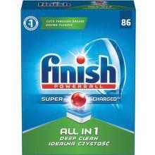 Finish All in1 tablety do umývačky (80ks)