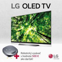 Darček k OLED televízorom LG