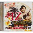 "CD - KAMAKAWIWO'OLE ISRAEL ""IZ""-BEST OF/SLIDEPACK"