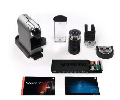 Nespresso Krups Citiz&Milk XN761B100 - Technologicky vyspělý kávovar
