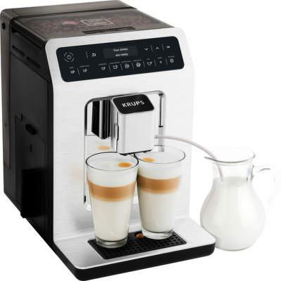 Automatický kávovar KrupsEA890D10Evidence