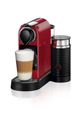 Nespresso Krups Citiz & Milk XN761510 - Moderní retro design