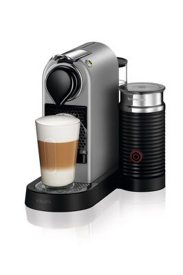 Nespresso Krups Citiz&Milk XN761B100 - Moderní retro design