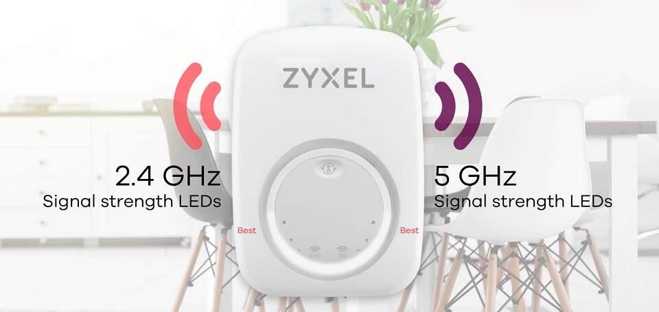 ZyXEL WER6505 v2 – range extender