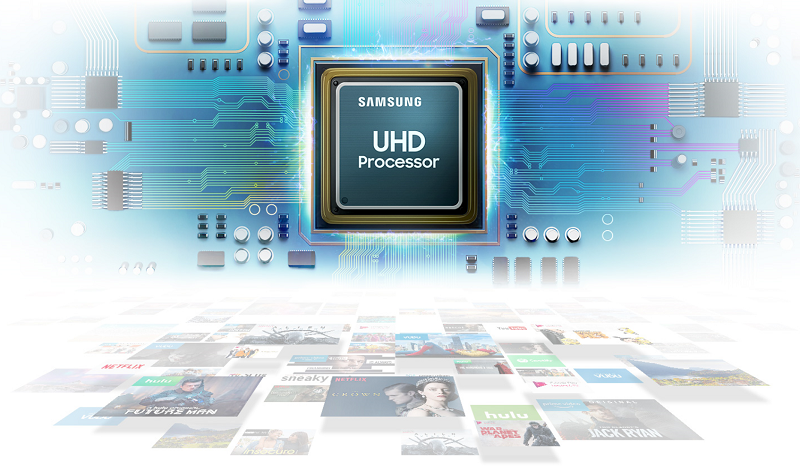 ed0ed70ef Samsung UE65RU7472U (2019) televízor   Nay.sk