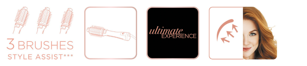 vlastnosti Rowenta CF9620F0 Ultimate Experience