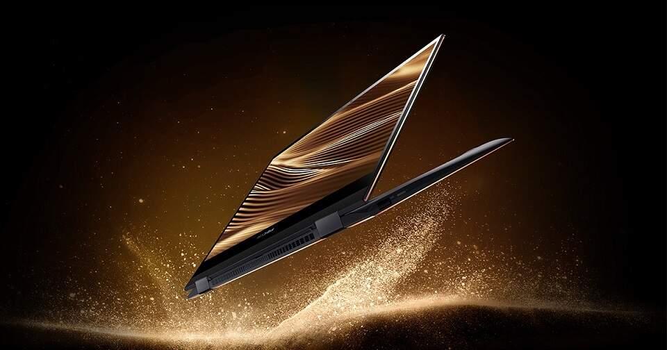 Asus ZenBook Flip S13 OLED UX371EA-HL135R černý