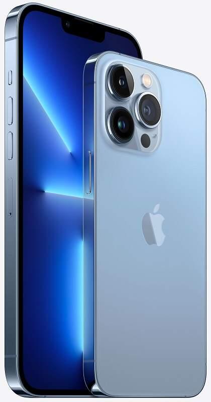 Nový iPhone 13 Pro Sierra Blue
