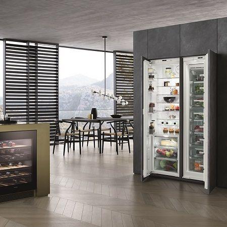 Chladničky, mrazničky a vinotéky