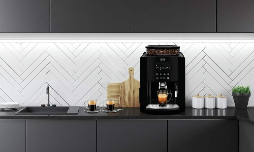 automatické espresso Krups EA8170 Quattro Force