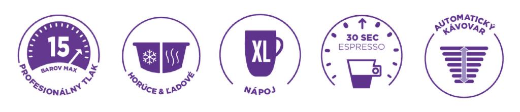 Vlastnosti Krups KP240131 Nescafé Dolce Gusto Genio S