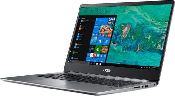 Acer Swift 1 SF114-32 (NX.GXUEC.007) strieborný