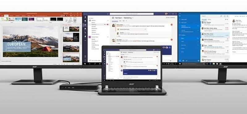 Acer TravelMate P2 TMP214-41 (NX.VRDEC.001) čierny