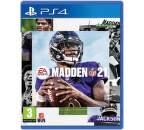 Madden NFL 21 - PS4 hra