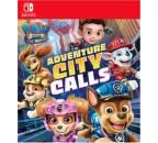 Paw Patrol: Adventury City Calls - Nintendo switch hra