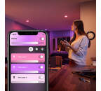 Philips Hue White and Color ambiance 5.7W GU10