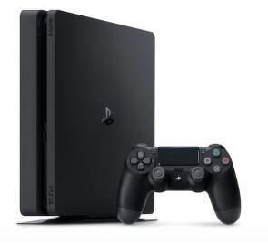 PlayStation 4 Slim 500GB (čierny) - herná konzola