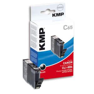 KMP C65 komp.recykl.náplň CLI-8Bk
