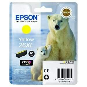 EPSON EPCST26344020 YELLOW cartridge