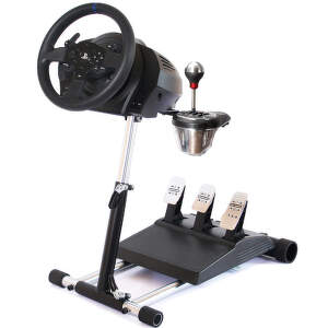 WHEEL STAND PRO T300/TX Deluxe V2 - stojan na volant a pedále