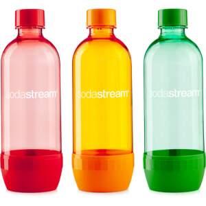 Sodastream 3pack ORA-GRN-RED