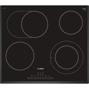 Bosch PKN651FP1E - čierna sklokeramická varná doska