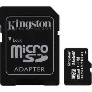 KINGSTON Indus mSDHC 16GB