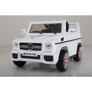 SparkTech Mercedes Benz AMG Class G white