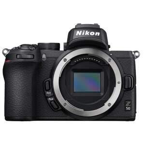 Nikon Z50 telo čierne