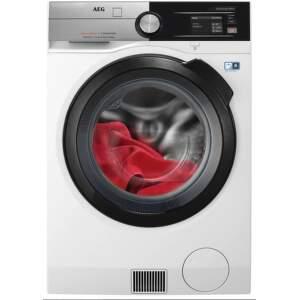 AEG L9WBA61BC, smart práčka so sušičkou