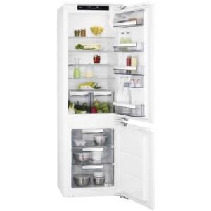 AEG SCE818D3LC, Vstavaná kombinovaná chladnička