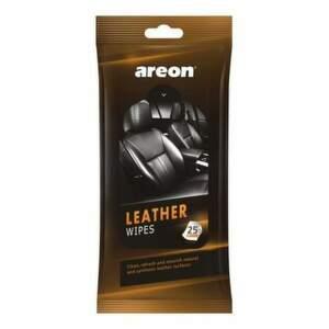 Areon Car Wipes Leather, Vlhčené utierky