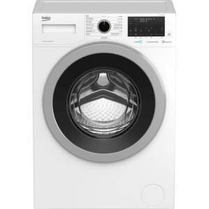 Beko WUE6636CSX0A, biela smart práčka plnená spredu
