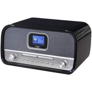 SOUNDMASTER DAB970SW BLK-SIL
